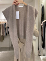 Wool knitwear Spring 2021 S,M,L,XL singleton  other 51% (inclusive) - 70% (inclusive) routine commute Solid color Korean version 18-24 years old