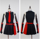Cosplay women's wear suit Customized Over 14 years old A complete set of girls comic L,M,S,XL Huoyingzhe 2012