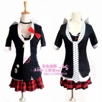 Cosplay women's wear suit goods in stock Over 14 years old comic 50. M, s, XL, customized Huanhuan animation Japan Lovely wind, Yu Jie fan On how to break the bullet Jiangzhidao Dunzi On how to break the bullet