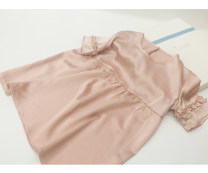 Dress female Other / other Mulberry silk 100% 3 months, 12 months, 6 months, 9 months, 18 months, 2 years old, 3 years old, 4 years old, 5 years old, 6 years old, 7 years old, 8 years old