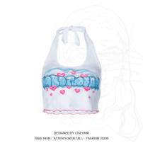 Vest sling Summer 2020 white S,M,L T072620X