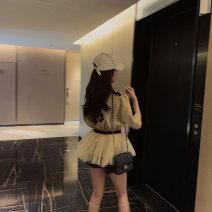 Fashion suit Autumn of 2019 S,M,L khaki Other / other D5121