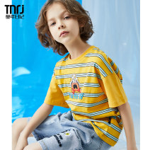 T-shirt summer leisure time There are models in the real shot nothing Other 100% Y2C669 Class B other Summer 2020 male Childhood diary 3 years old, 4 years old, 5 years old, 6 years old, 7 years old, 8 years old, 9 years old, 10 years old, 11 years old, 13 years old, 14 years old and above cotton