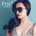 Sun glasses Classic Black-T020 Diamond Red-T179 Royal Gold-T177 Bright Blue-T181 Charm Blue-T134 Light Brown-T185 Elegant and elegant style, elegant and simple and comfortable movement Round face long face square oval face Female Prsr/Pasa Resin UVA anti-UVB polarized light Mirror case description