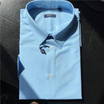 shirt Business gentleman Others 39,40,41,44 As shown in the figure routine Pointed collar (regular) Short sleeve standard go to work summer