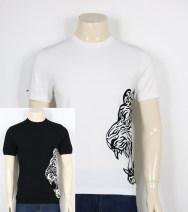 T-shirt Fashion City White, black routine 46, 165 / s, 98 yuan, 48, 170 / m, 50, 175 / L, 52, 180 / XL, 54, 185 / XXL, 56, 190 / 3XL, 58, 195 / 4XL, 54, 185 / XXL, 68 yuan Others Short sleeve Crew neck standard go to work summer A31 youth routine 2020