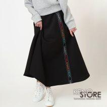 Cartoon T-shirt / Shoes / clothing Evangelical warrior of the new century (EVA) skirt Over 14 years old Purchasing agent Black, Khaki No season Japan NERV