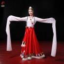 Tibetan dance clothes Average size Cloud dance female