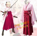 Cosplay women's wear Spot Set 8 years old and above L M S XL One Size Customized Anime Japan Fate grand order