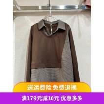 T-shirt Black, brown L,XL,2XL,3XL,4XL,5XL cotton 96% and above 18-24 years old Ou Sha Ting ZFG-10