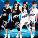 National costume / stage costume Summer of 2018 black White 120130140150160170180 Dance color W5067 Under 17 years old Polyethylene Terephthalate (Polyester) 95% Polyurethane Elastic Fiber (Spandex) 5% Pure electricity supplier (only online sales)