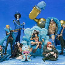 Special zone for pirate king Usop chobana Messrs. brooksauron Robin Luffy Figuarts Zero Over 14 years old goods in stock Japan delivery, 3-9 days version to the domestic, shoot immediately send Shunfeng Japan Bandai / Wandai Figuarts Zero