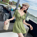Split swimsuit other S [recommended 80-90 kg], m [recommended 90-100 kg], l [recommended 100-110 kg], XL [recommended 110-120 kg] Skirt split swimsuit With chest pad without steel support Polyester, others female