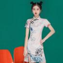Dress Summer 2020 Decor S,M,L,XL