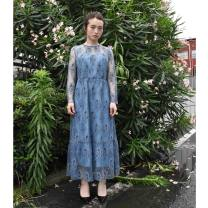 Dress Summer 2020 No return for blue, no return for gray blue, no return for pink Average size