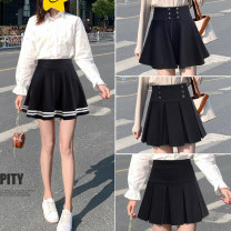skirt L 101-110 Jin Clear color version with shorts