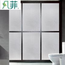 Ceramic tile / glass paste 1 tablet large rice still life Louver (5m long) stripe (5m long) Fancy-fix / Fanfei P138-5m Simple and modern 35x500cm45x500cm55x500cm60x500cm75x500cm80x500cm90x500cm100x500cm120x500cm