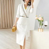 Fashion suit Spring 2021 S M L XL XXL Yellow white (in stock) 25-35 years old Xinyuquan 96% and above polyester fiber Polyester 100% Pure e-commerce (online only)
