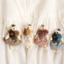 Brooch Cotton and hemp 10-19.99 yuan Other / other brand new Japan and South Korea female Bear / pig / animal