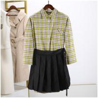 Dress Summer 2021 Yellow lattice M, L