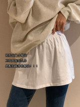skirt Winter 2020 S,M,L Versatile 18-24 years old