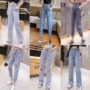 Jeans Spring 2021 Starting with 10 pieces (multi-color and multi variety batch), 20 pieces (multi-color and multi variety batch), 50 pieces (multi-color and multi variety batch), 100 pieces (multi-color and multi variety batch), 100000 pieces (multi-color and multi variety batch) trousers routine