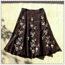 skirt Spring 2021 M,L,XL Middle-skirt fresh A-line skirt other More than 95% corduroy cotton