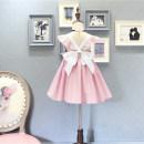 Dress Pink female Other / other 90 = 7, 100 = 9, 110 = 11, 120 = 13, 130 = 15 Other 100% summer Korean version Skirt / vest other other A-line skirt Class B 2 years old, 3 years old, 4 years old, 5 years old, 6 years old, 7 years old Chinese Mainland Guangdong Province