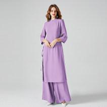 Fashion suit Summer 2020 8,10,12,14 Crane, dark green, taro, black pre-sale, rose red pre-sale, crane pre-sale, dark green pre-sale 25-35 years old MST034 71% (inclusive) - 80% (inclusive)