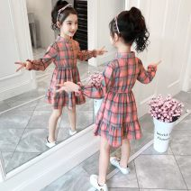 Dress Long Sleeve Plaid Dress Pink, Long Sleeve Plaid Dress dark green female Other / other The recommended height is 40cm for size 60, 100cm for Size 110, 110cm for Size 120, 120cm for Size 130, 130cm for size 140, 140cm for size 150 and 150cm for size 160 Other 100% other other 3 months