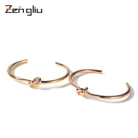Bracelet Alloy / silver / gold 101-200 yuan ZENGLIU Golden Rose Gold brand new Europe and America goods in stock female Fresh out of the oven Not inlaid other ZL9457 Summer 2016 yes