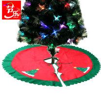 Christmas decorations Christmas tree apron Christmas tree bottom box 29 * 22cm fence 1 Pack 9 * 29.5 fence / 1 Pack Festival Music jiele20161118