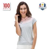 Golf apparel RF151PD14-521 S M L XL male RYDER CUP EST.1927 t-shirt  RF151PD14 Summer 2015 yes