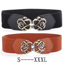 Belt / belt / chain Pu (artificial leather) White, red, black, off white, brown female Waistband Versatile Single loop Children, youth, youth, middle age a hook Flower design printing 6cm copper Ginning, bows, letters, tightness, flowers 65cm,75cm,85cm,95cm
