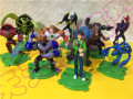 Doll / Ornament / hardware doll goods in stock comic U.S.A Plastic ben10 Collection static state