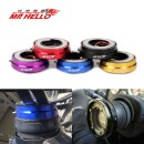 Steering wheel MRhello Red Gold Purple Blue Black Quick dismantling other Support installation