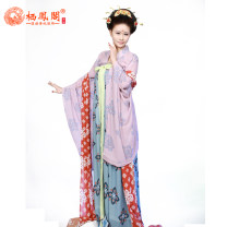 Hanfu 96% and above Spring 2015 Picture color S: Height 155, M: height 160, l: height 165, XL: height 170 Vinylon