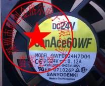 Heat dissipation equipment Sanyo / SANYO brand new Multi platform Fan