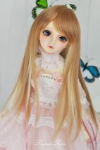 BJD doll zone Wigs 1/4 Over 14 years old goods in stock Butter cookie sandwich chocolate 4 points +L'espace Libre+
