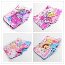 Cartoon T-shirt / Shoes / clothing Pants Over 3 years old Cartoon underwear goods in stock Pony random Princess random M L XL No season U.S.A Cartoon underwear Lovely leisure cotton