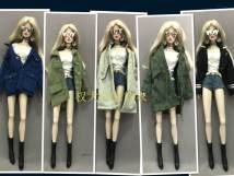 Doll / accessories parts 3 years old Other / other China Below 30 cm C7 C8 C20 C4 C12 C21 C16 C17 black boots a pair of C6 C9 C18 C1 C3 C15 C2 C5 C14 C10 C19 C23 C11 jeans tights a pair of C13 white cream yellow silver light gray black transparent dark gray off white orange Over 14 years old other