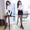 Other suits Summer 2016 White coat + black skirt white coat + black skirt with black stockings white coat + black skirt with black stockings white coat + black skirt with black stockings white coat + black skirt with black socks Average size 18-25 years old Other / other nylon