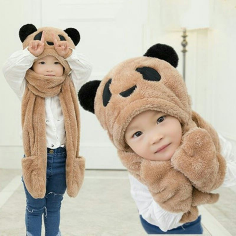 Multiple sets of hats, scarves, gloves, etc Other / other Adult size is suitable for more than 160cm, medium size for 8-13 years old is suitable for 130cm, and small size for 1-7 years old is suitable for less than 120cm