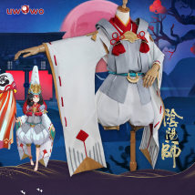 Cosplay women's wear Other women's wear goods in stock Over 6 years old Animation game L M S You Wo Wo Chinese Mainland Yin Yang teacher