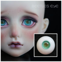 BJD doll zone Eyes other Over 14 years old goods in stock Bq-01 bq-01 B 10mm, 12mm, 14mm, 16mm, the symmetry is general, the high requirements should be cautious Other / other Beetles BQ-01
