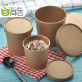 Disposable lunch box Chinese Mainland circular bowl 100 or more paper 8oz soup barrel 12oz soup barrel 16oz soup barrel 26oz soup barrel 32oz soup barrel 8 / 12 paper cover 16oz paper cover 26 / 32 paper cover 8 / 12oz plastic cover 16oz plastic cover 26 / 32oz plastic cover 16oz bamboo soup barrel