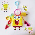 Key buckle zoozoo fun Enjoy after sale Spongebob