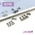Other DIY accessories Other accessories Alloy / silver / gold 0.01-0.99 yuan Medium melon seed buckle (one price) small melon seed buckle (one price) small hanging head white K color (one price) small hanging head imitation silver (one price) brand new Fresh out of the oven Other / other