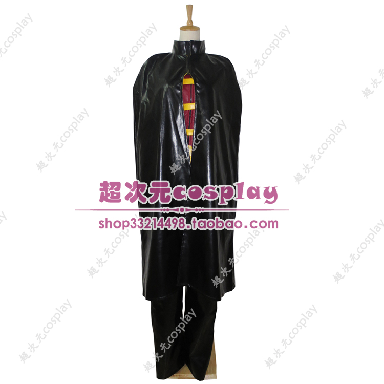 Cosplay men's wear Set Customized Super-dimensional cosplay 14 years old and above Anime original game Tailored to LMS XL XXL Men and women Japan Juvenile Justice League Campus Wind Royal Home System Sword Flurry