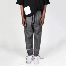 Sports pants / shorts Grey black #022 Other / other Nine hundred and ninety-nine For men and women S M L XL Cool on the street